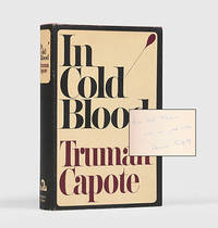 In Cold Blood. by  Truman CAPOTE - Signed First Edition - 1965 - from Peter Harrington (SKU: 136463)
