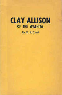 Clay Allison of the Washita