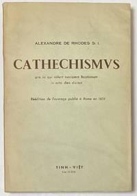 image of Catechismus pro iis qui volunt suscipere Baptismum in octo dies divisus