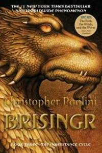 image of Brisingr (The Inheritance Cycle)