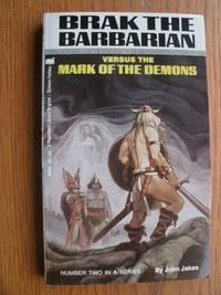Brak The Barbarian Versus The Mark of the Demons # 63-184