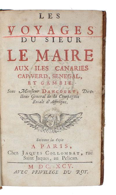 Les Voyages du Sieur Le Maire aux...