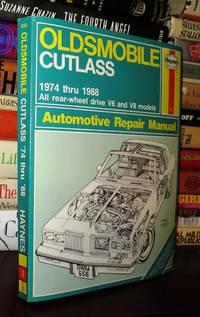 OLDSMOBILE CUTLASS, 1974-1988 All Rear-Wheel Drive V6 and V8 Models