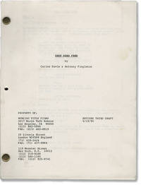 Drop Dead Fred (Original screenplay for the 1991 film)