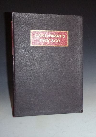 Chicago: The Faithorn Company, 1924. First Edition. Octavo. Limited to 1000 copies. The present copy...