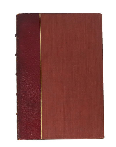 New York: Wiley & Putnam, 161 Broadway, 1846. 1st edition thus, and 2nd US edition (Smith AMERICAN, ...