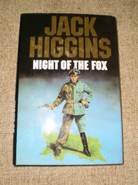 Night of the Fox  -  First Edition  1986