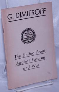 image of The United Front Against Fascism