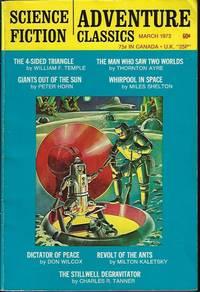 SCIENCE FICTION ADVENTURES CLASSICS: No. 17, March, Mar. 1972