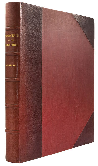 A Monograph of the Coraciidae or the...