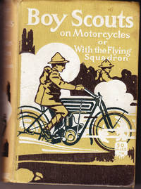 image of Boy Scouts on Motor Cycles or with the Flying Squadron
