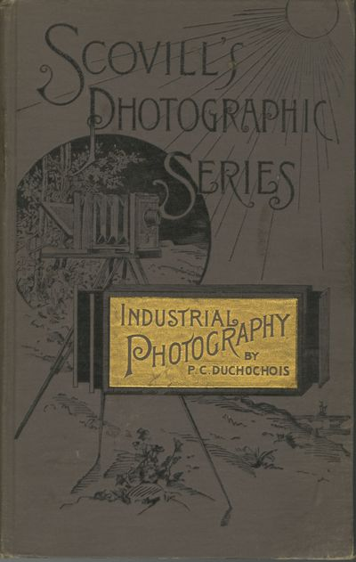 NY: Scovill & Adams Company, 1893. First edition. 8vo., 4 pp. adverts, 87 pp., 8 pp. adverts, illust...