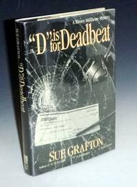 image of D is for Deadbeat (Signed By the author)