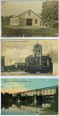 image of Collection of 10 post cards, New Philadelphia, Ohio