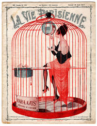 La Vie Parisienne - Samedi 18 Aout 1917. Art Deco/Nouveau. Illustrations by Georges Leonnec, René Vincent, Vald'Es (Valvérane & D'Espagnat), Fabien Fabiano, Henri Guydo, others uncredited