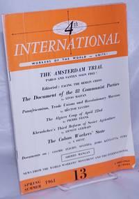4th International 1960, Spring-Summer
