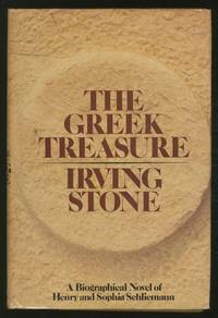 image of The Greek Treasure: A Biographical Novel of Henry and Sophia Schliemann
