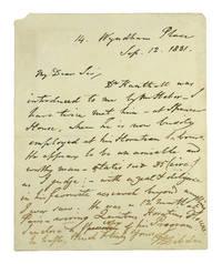 ALS concerning 'Dr. Hanthall', recipient unknown.