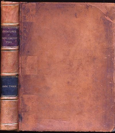 New York: Charles L. Webster & Company, 1885. First Edition. Hardcover. Hinges tight. Internally a v...