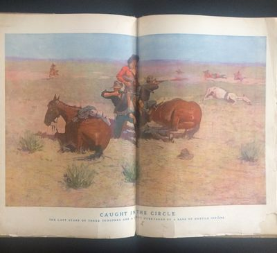 NY: P. F. Collier & Son, 1902. 1st Edition. Hardcover. Fair. A well used copy. Spine reglued and som...