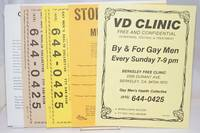 Gay Men\'s Health Collective handbills