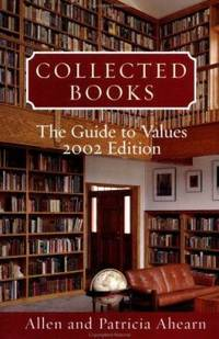 image of Collected Books : The Guide to Values, 2002 Edition