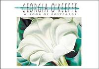 Georgia O'Keeffe Book of Postcards A608 by Katie Burke