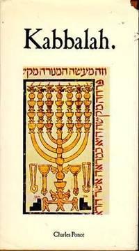 Kabbalah, achtergrond en essentie by  Charles Ponce - Hardcover - from In De Ronde Toren and Biblio.com