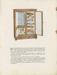 Leonard Cleanable Refrigerators.