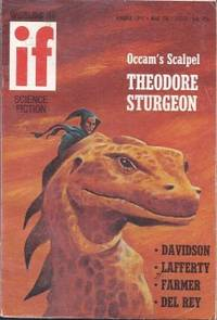 "IF Worlds of Science Fiction: July: August, Aug. 1971 (""The Fabulous Riverboat"")"