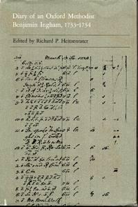 Diary of an Oxford Methodist: Benjamin Ingham, 1733-1734