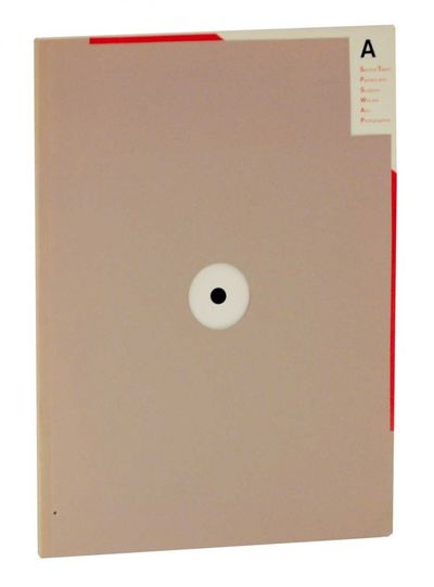 Ridgefield, CT: Aldrich Museum of Contemporary Art, 1985. First edition. Softcover. Brief text by Ro...