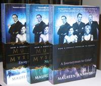 Murdoch Mysteries (grouping): Except the Dying ; A Journeyman to Grief; Night\'s Child;  -(three soft covers featuring \