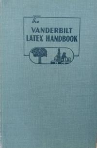 image of The Vanderbilt Latex Handbook