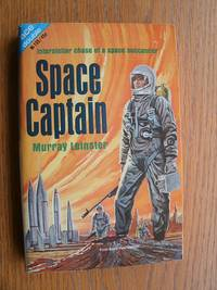 Space Captain / The Mad Metropolis # M-135