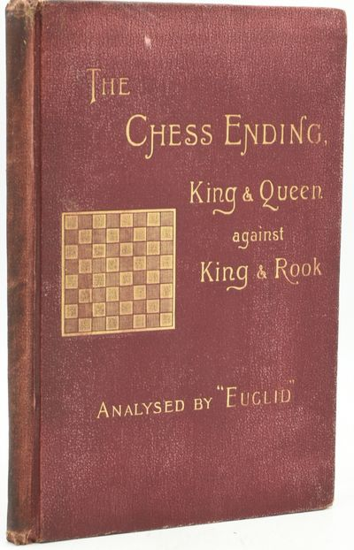 London: Kegan Paul, Trench, Trubner & Co., Limited, 1895. First Edition. Very Good binding. In the o...