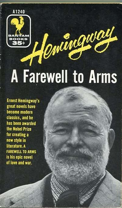 a review of ernest hemingways book a farewell to arms Discover six of best works by the iconic american writer ernest hemingway the title to hemingway's third book, a farewell to arms.