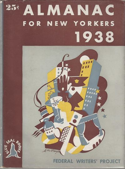 New York: Modern Age Books, 1937. First Edition. 118pp. Duodecimo Illustrated wrappers. Near fine/Ne...