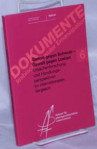 image of Gewalt gegen Schwule-Gewalt gegen Lesben: ursachenforschung und handlungsperspektiven im internationalen Verleich
