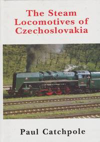 image of The Steam Locomotives of Czechoslovakia