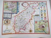 image of Map of Northamtonshire (Northamptonshire)