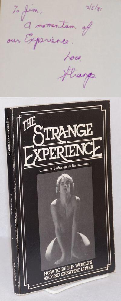 San Francisco: Ash-Kar Press, 1980. Paperback. 192p., photos, drawings, Bit worn first edition trade...