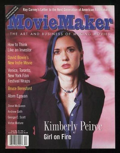 Los Angeles: MovieMaker Publishing Co.. Near Fine. 1999. (No. 36, Vol. 7). Magazine. . (photographs,...