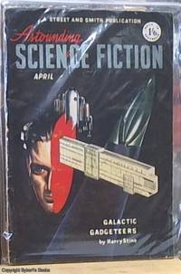 image of Astounding Science Fiction; Volume VIII [8] Number 4 [ British Edition), April 1952