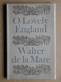 O Lovely England and Other Poems
