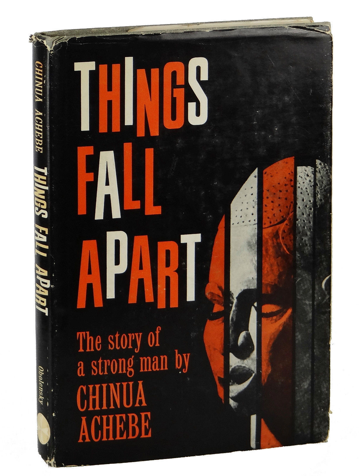 the assimilation in the book things fall apart by chinua achebe European assimilation in igbo society in the 1900s, europeans reached   however, in the novel things fall apart, chinua achebe shows the positive and.