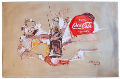�Drink Coca-Cola in Bottles�.