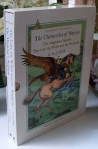 The Chronicles Of Narnia Boxed Gift Set The Magician's Nephew and The Lion the Witch and the...