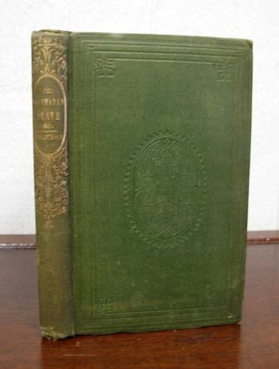 Boston: Ticknor Reed and Fields, 1853. 1st edition. Original publisher's green cloth binding with gi...