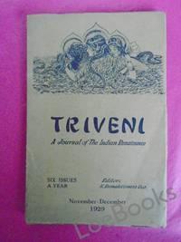 TRIVENI A Journal of the Indian Renaissance Vol. II [No. 6] Nov - Dec 1929